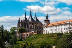 02Kutná Hora_Szent Borbála(UNESCO)_resize