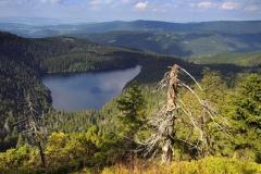 09Šumava hegység Černé jezero